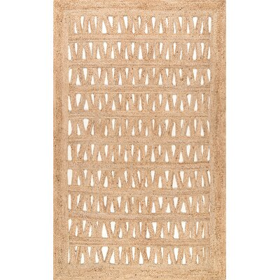 Dianah Cream Area Rug Rug Size: Rectangle 5 x 8