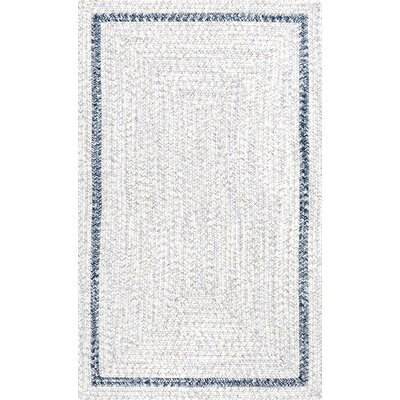 Bucktown Gray Area Rug Rug Size: Rectangle 5 x 8