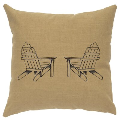 Bingaman Throw Pillow Color: Straw