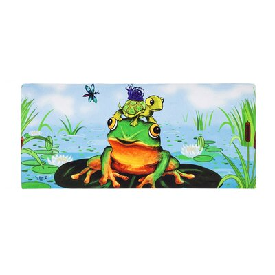 Frog Pile Sassafras Switch Doormat