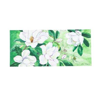 Sabelina Magnolias Sassafras Switch Doormat