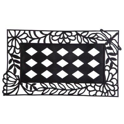 DeLussey Sassafras Tray Doormat