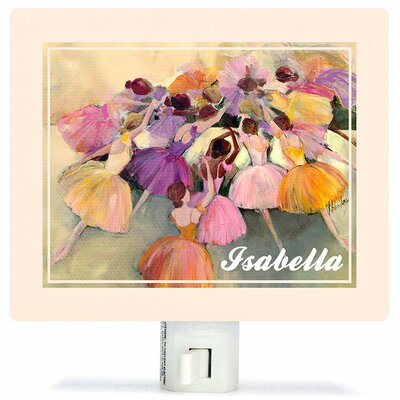 Ballerina Ensemble Night Light