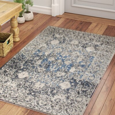 Prince Taupe Area Rug Rug Size: Rectangle 3'3