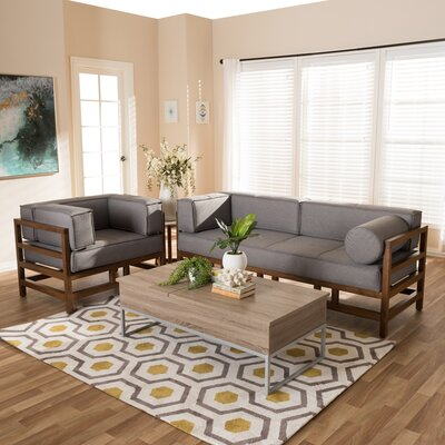 Feltner 2 Piece Living Room Set