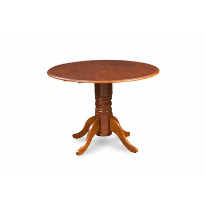 Alberta Dining Table Color: Brown