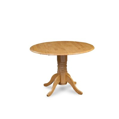 Alberta Dining Table Color: Oak