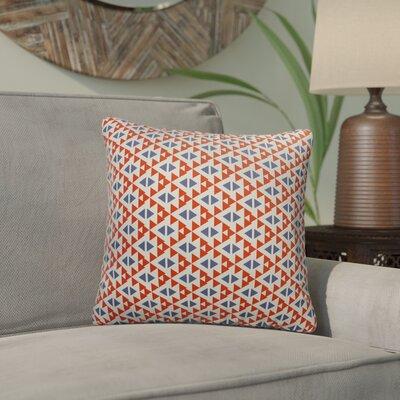 Denning Indoor/Outdoor Throw Pillow Size: 18 x 18