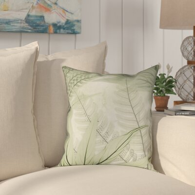 Ellisburg Outdoor Throw Pillow Size: 20 x 20