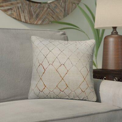 Domenica Indoor/Outdoor Throw Pillow Size: 18 x 18