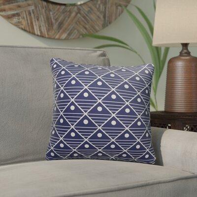 Cora Indoor/Outdoor Throw Pillow Size: 18 x 18