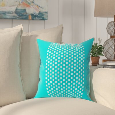 Sergios Cotton Pillow Cover Color: Caribbean