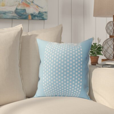 Sergios Cotton Pillow Cover Color: Baby Blue