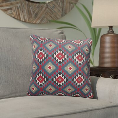 Diane Indoor/Outdoor Throw Pillow Size: 18 x 18