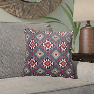 Diane Indoor/Outdoor Throw Pillow Size: 18 x 18
