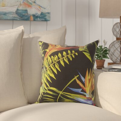 Jebastin Square 100% Cotton Throw Pillow