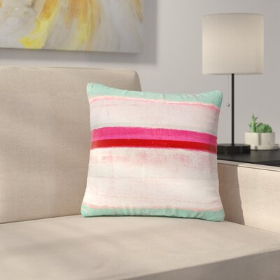 CarolLynn Tice Higher Outdoor Throw Pillow Size: 18 H x 18 W x 5 D