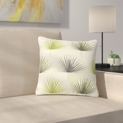 Julia Grifol My Holidays Time Outdoor Throw Pillow Size: 18 H x 18 W x 5 D