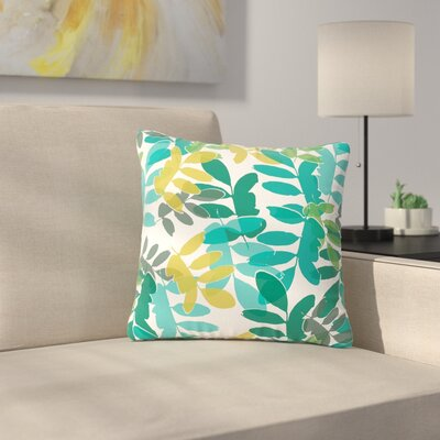 Bridgette Burton Charming Nature Outdoor Throw Pillow Size: 16 H x 16 W x 5 D