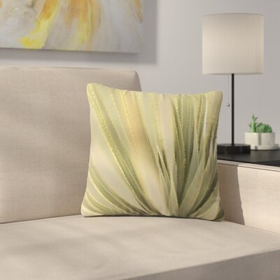 Kristi Jackson Cactus Outdoor Throw Pillow Size: 16 H x 16 W x 5 D