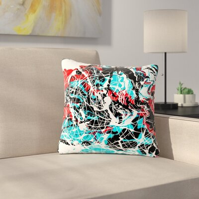 Bruce Stanfield Embryo Outdoor Throw Pillow Size: 16 H x 16 W x 5 D