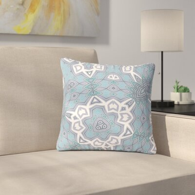 Alison Coxon Tribal Air Outdoor Throw Pillow Size: 18 H x 18 W x 5 D