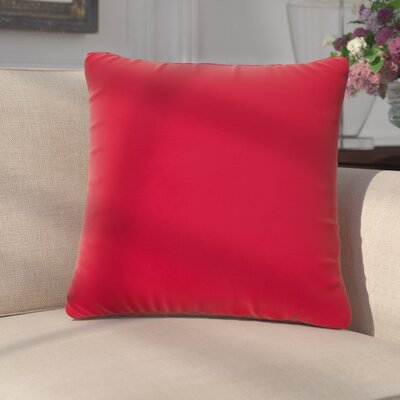 Fealty Polyester Throw Pillow Size: 22 x 22