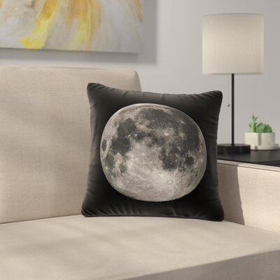 Alias Luna Outdoor Throw Pillow Size: 18 H x 18 W x 5 D
