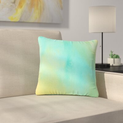 Li Zamperini Outdoor Throw Pillow Size: 18