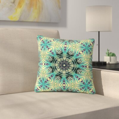 Alison Coxon Paradise2 Digital Outdoor Throw Pillow Size: 16 H x 16 W x 5 D
