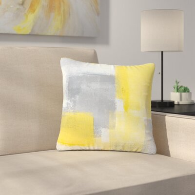 CarolLynn Tice Steady Outdoor Throw Pillow Size: 16 H x 16 W x 5 D