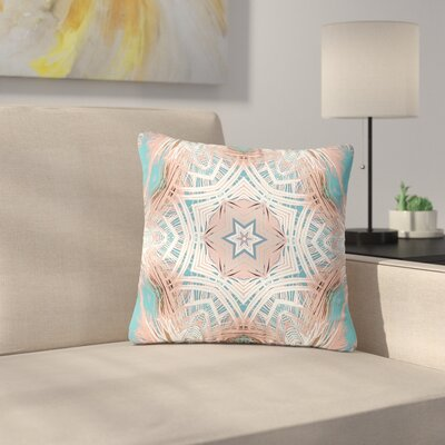 Alison Coxon Tribe and Outdoor Throw Pillow Size: 16 H x 16 W x 5 D