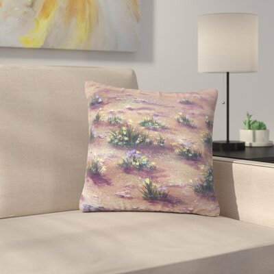 Cyndi Steen Desert Weeds Outdoor Throw Pillow Size: 18 H x 18 W x 5 D
