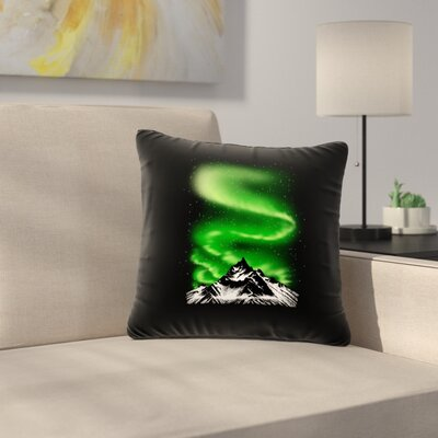 BarmalisiRTB Aurora Outdoor Throw Pillow Size: 16 H x 16 W x 5 D
