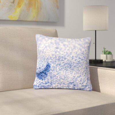 Debbra Obertanec Sparkle Glitter Bokeh Outdoor Throw Pillow Size: 16 H x 16 W x 5 D