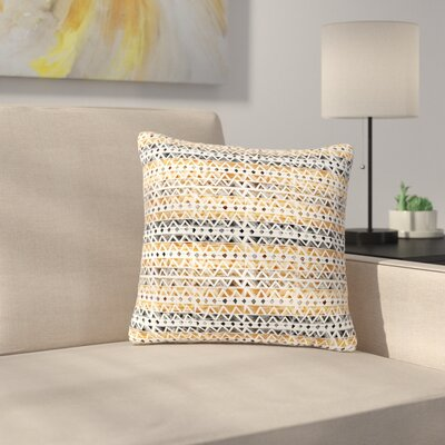 Li Zamperini Africa Tribal Outdoor Throw Pillow Size: 18 H x 18 W x 5 D
