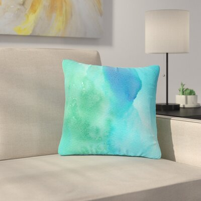 Li Zamperini Marine Outdoor Throw Pillow Size: 18