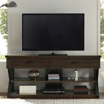 Lagrone 63 TV Stand Color: Walnut