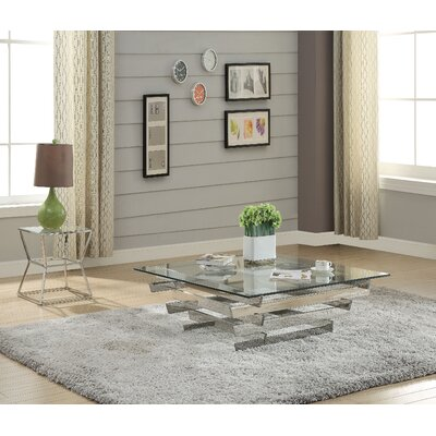 Winans 2 Piece Coffee Table Set