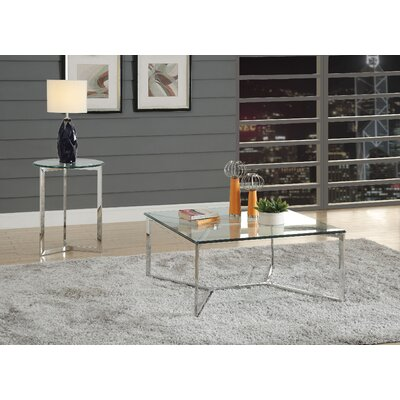 Wimbley 2 Piece Coffee Table Set