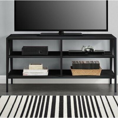 Avondale 49 TV Stand Color: Black