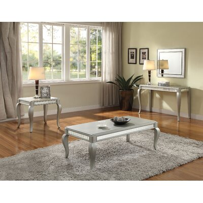 Arabelle 3 Piece Coffee Table Set