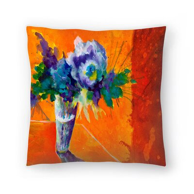 Sunshine Taylor Center Stage Indoor/Outdoor Throw Pillow Size: 18 x 18