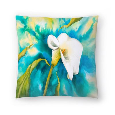 Sunshine Taylor Aglow Indoor/Outdoor Throw Pillow Size: 14 x 14