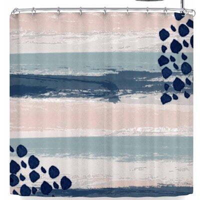 Li Zamperini Dhii Shower Curtain