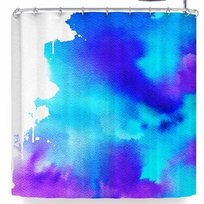Li Zamperini Imagine Shower Curtain