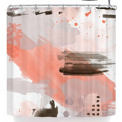 Li Zamperini Vigo Shower Curtain