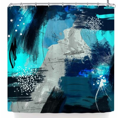 Li Zamperini In My Mind Shower Curtain