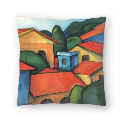 Peru1 Throw Pillow Size: 16 x 16