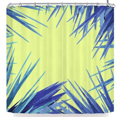 Mukta Lata Barua Tropical Drama Shower Curtain